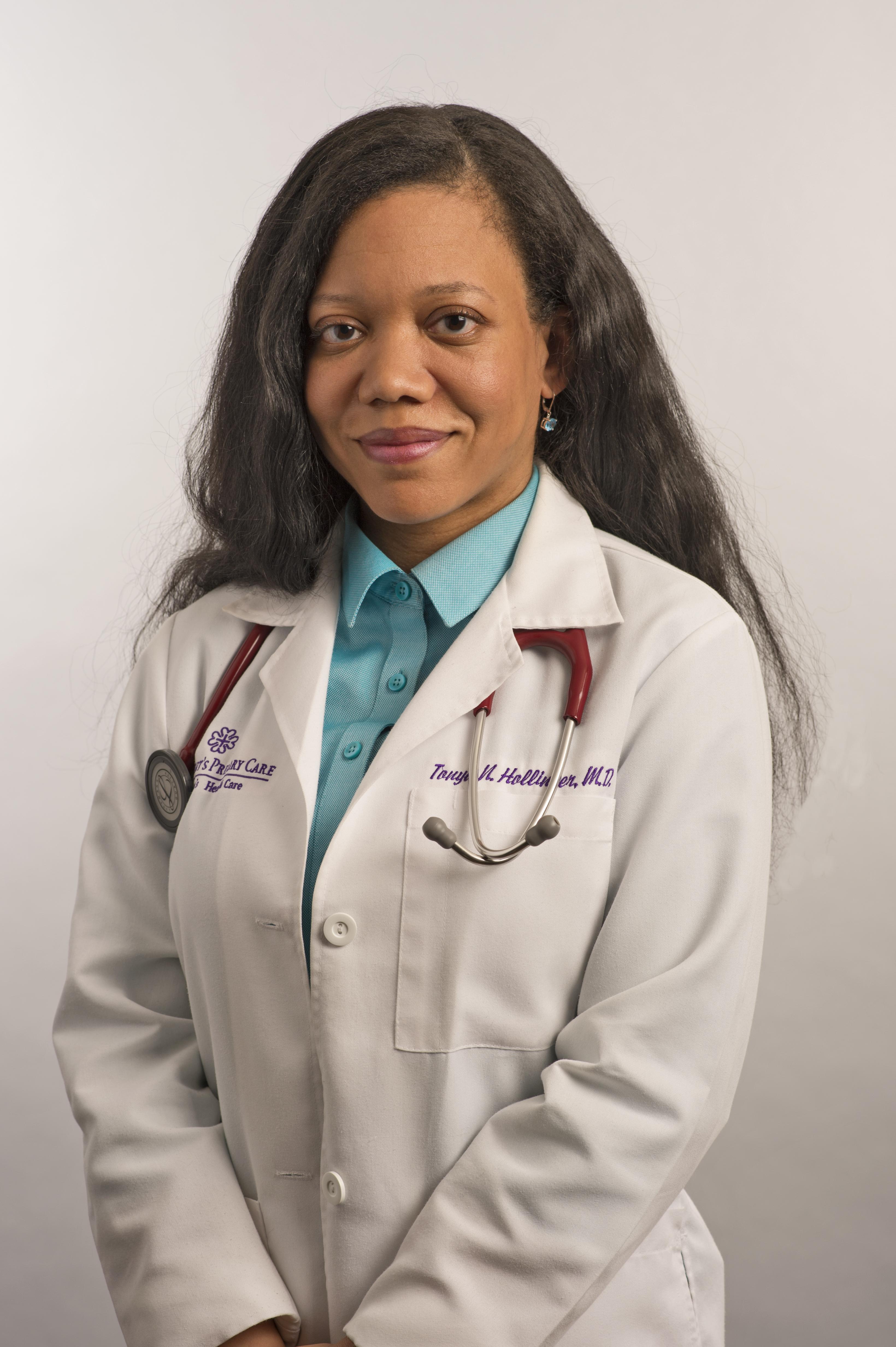 Tonya Hollinger, MD