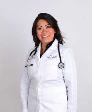 Monica Tran, MD