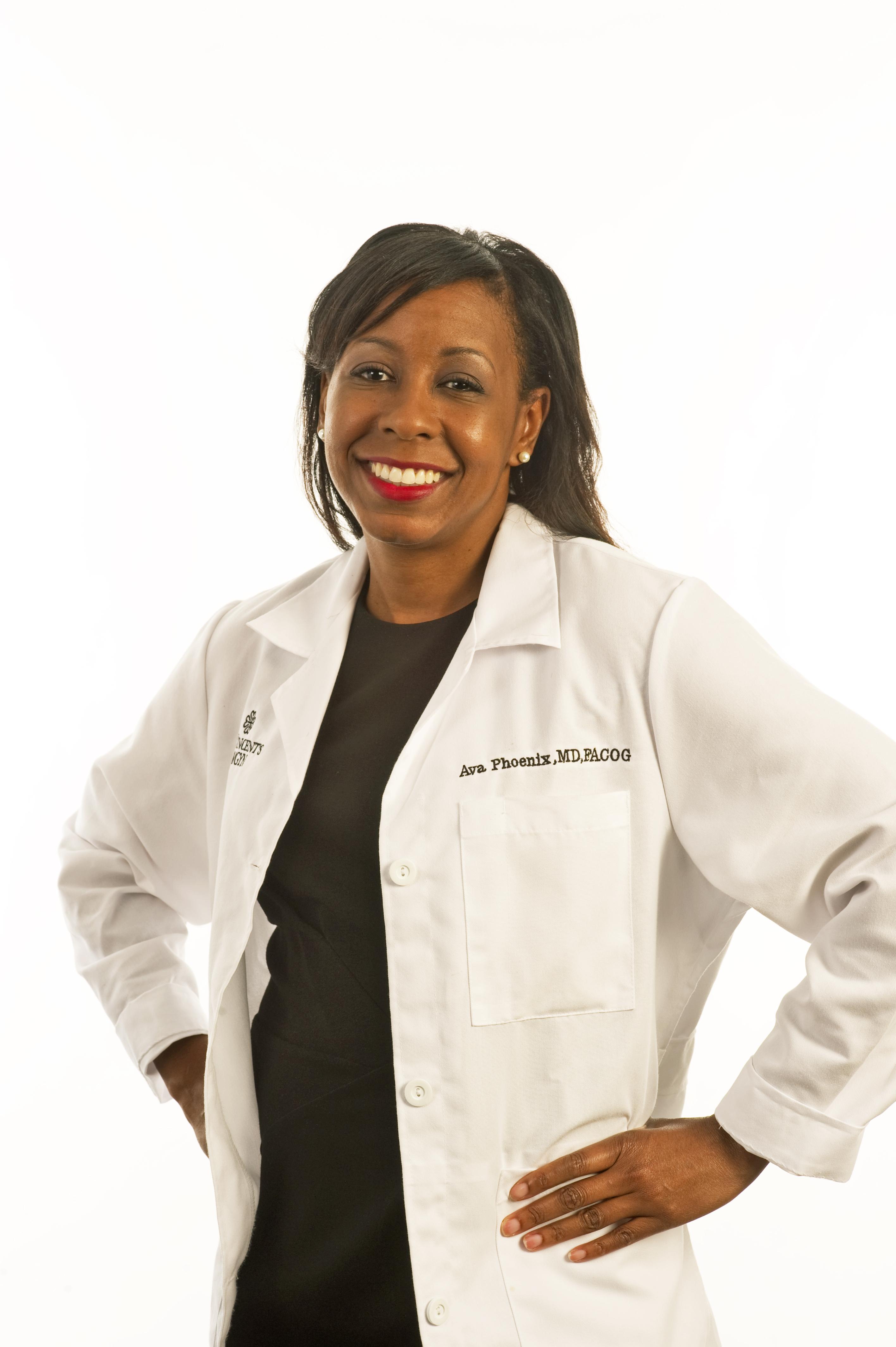 Ava Eugenia Phoenix MD - Obstetrics/Gynecology | Ascension