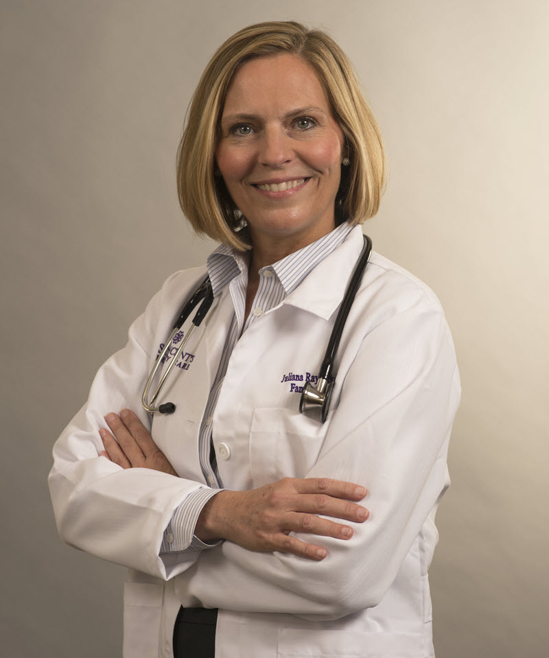 Juliana Raymaker, MD