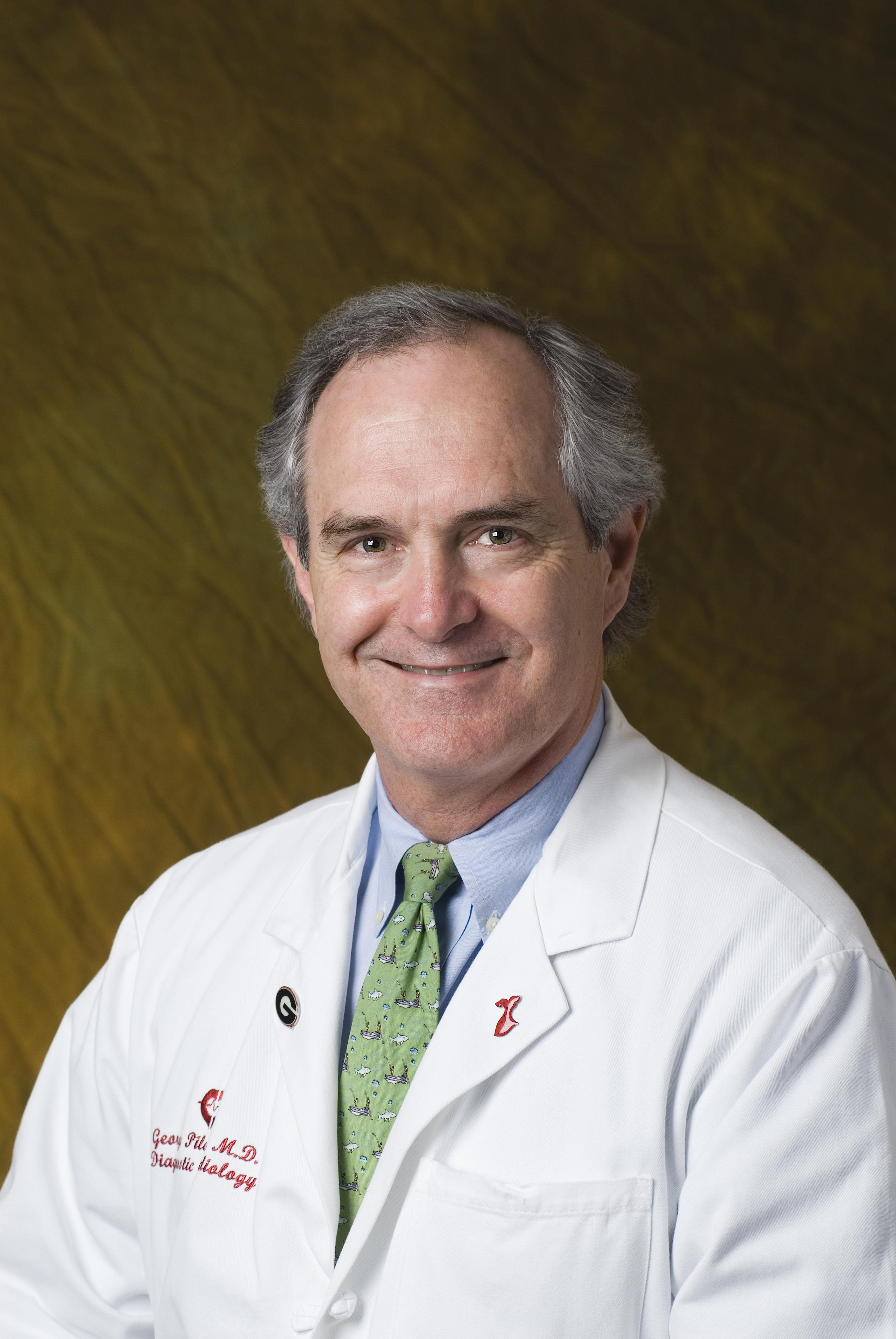 George Pilcher, MD
