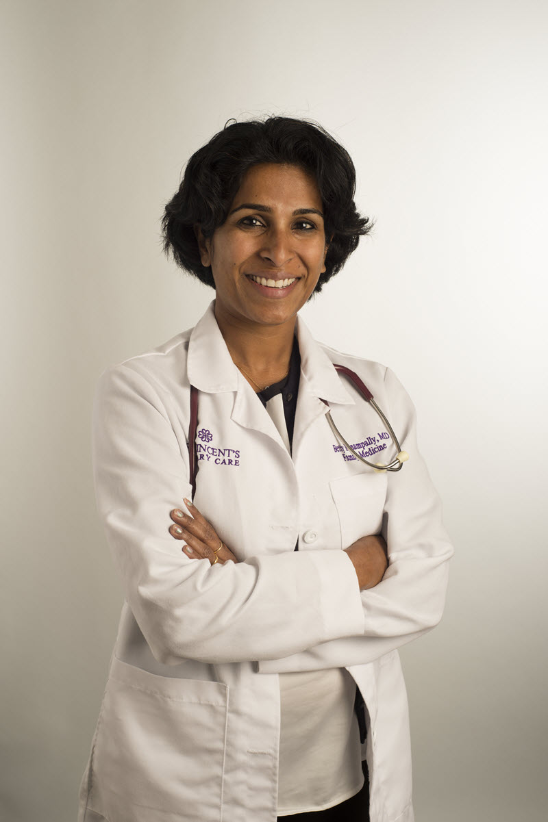 Betty Panampally, M.D.