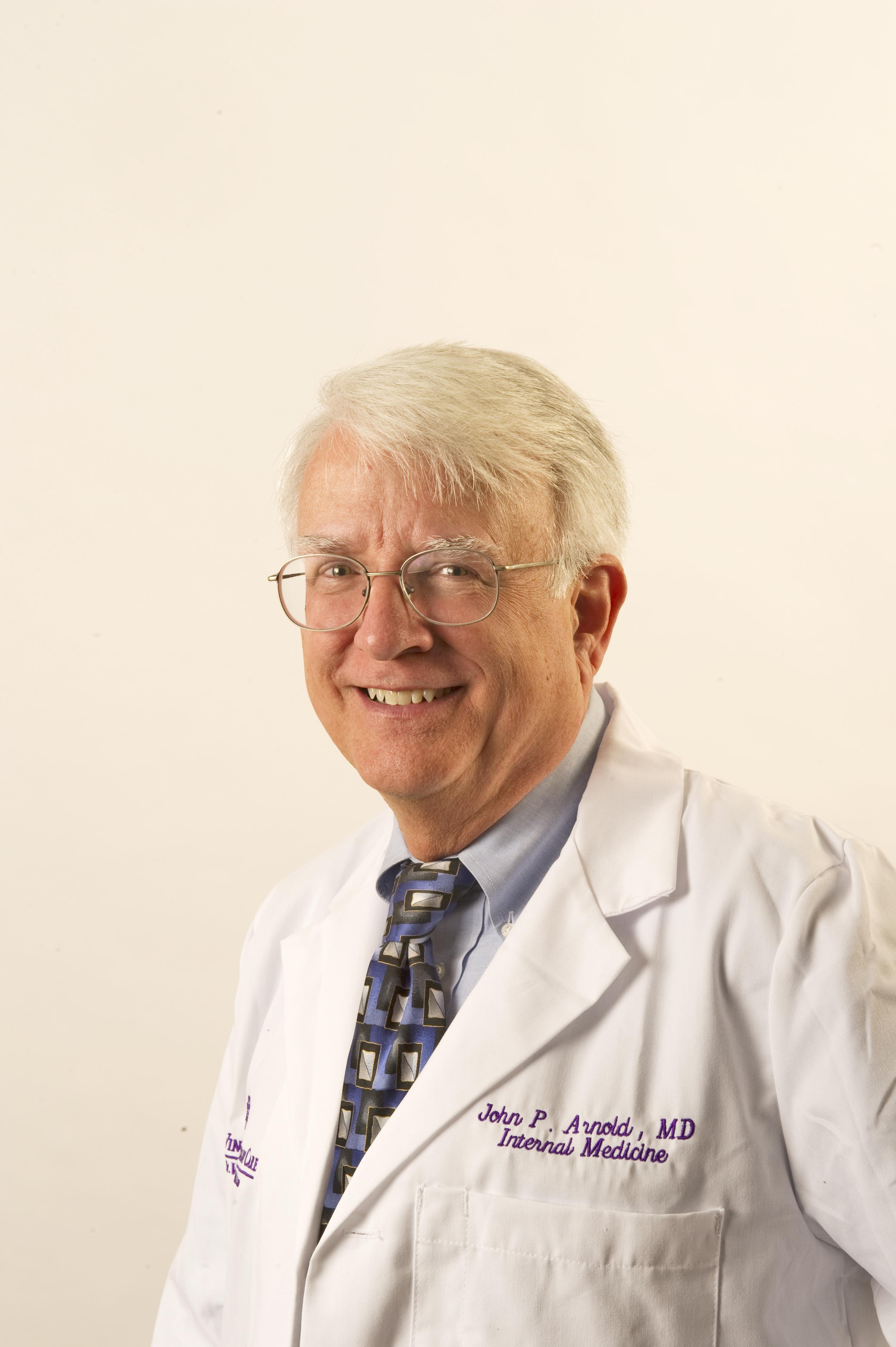 John Arnold, MD