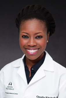 Cecelia Kitakufe, MD