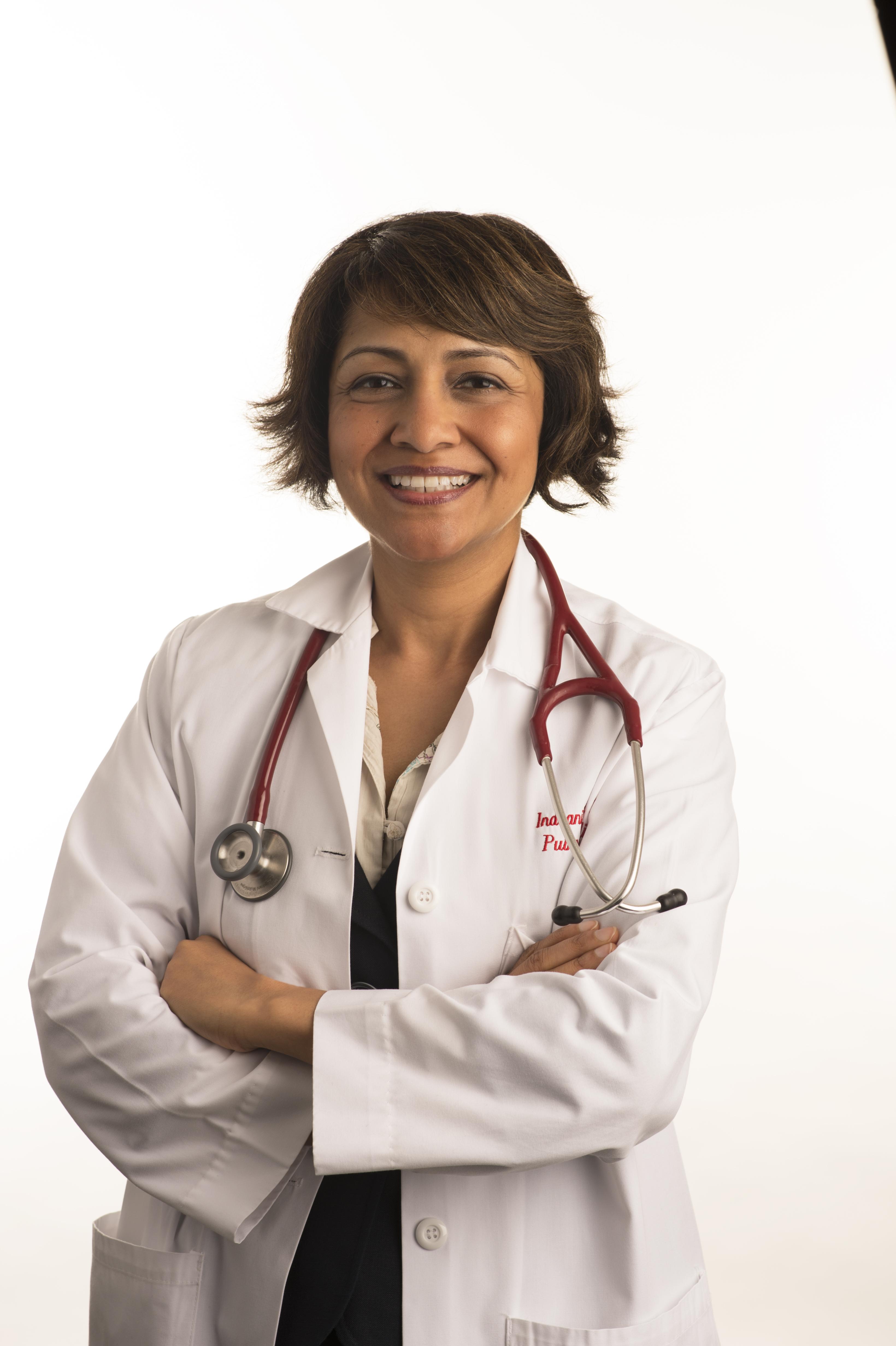 Indrani Mukherjee, MD