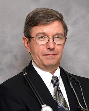 James E. Alderson, MD