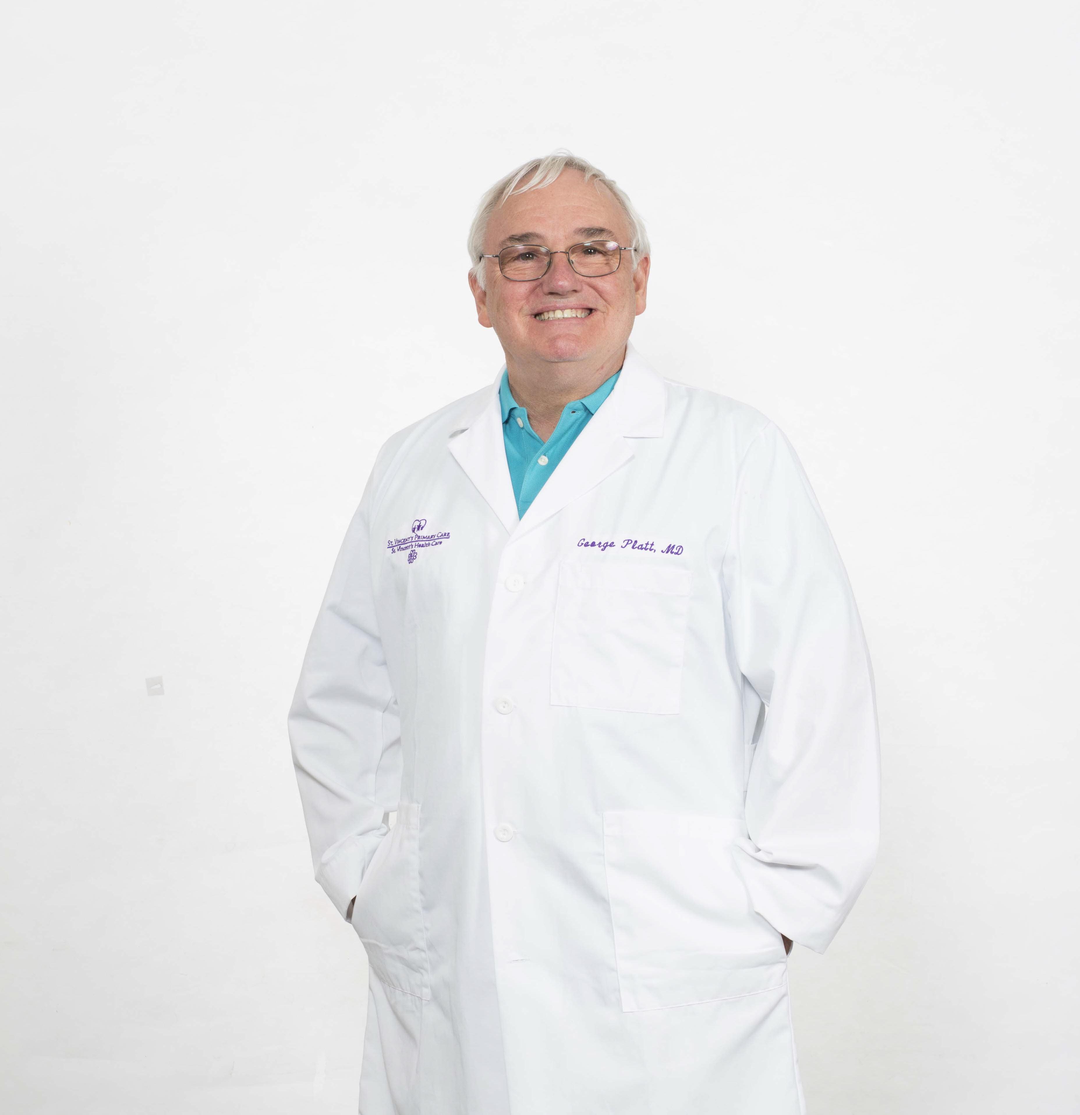 George Platt, MD