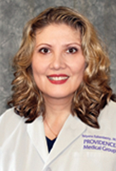Tetyana Falkenberry, MD
