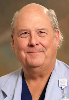 James McLaren, MD