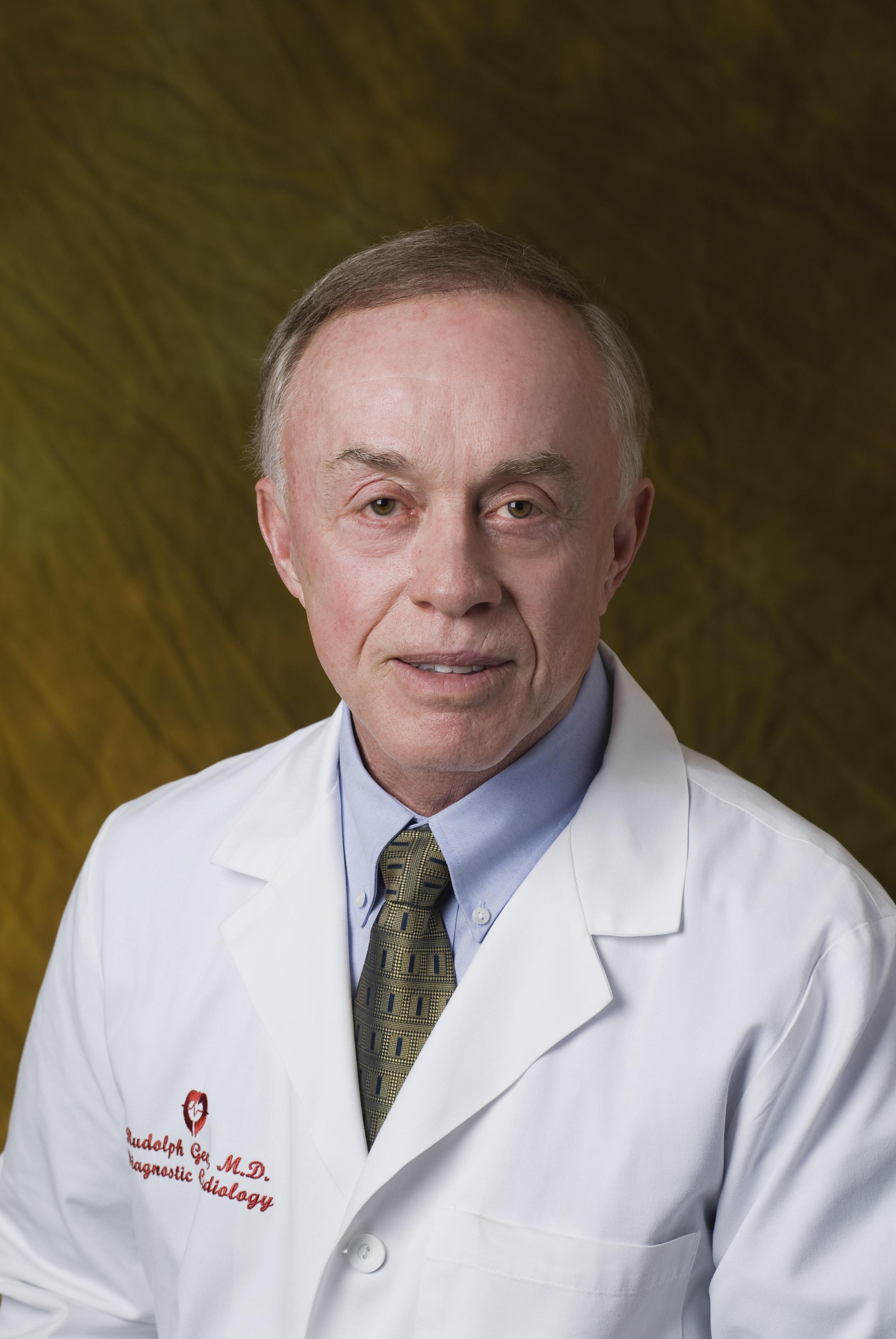 V. Rudolph Geer, MD