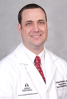 Joshua Rhodenizer, DPM