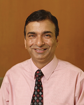 Om Prakash Ahuja, MD, FCCP