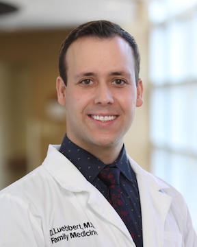 David Luebbert, MD