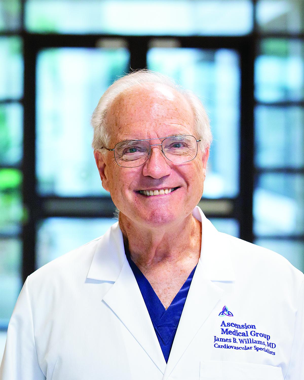 James Williams, MD