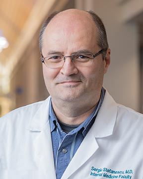 Sergiu E. Stefanescu, MD