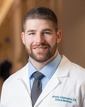 Jeremy Adamowicz, PA
