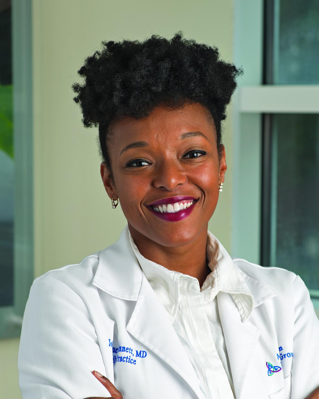Johnique Bennett, MD