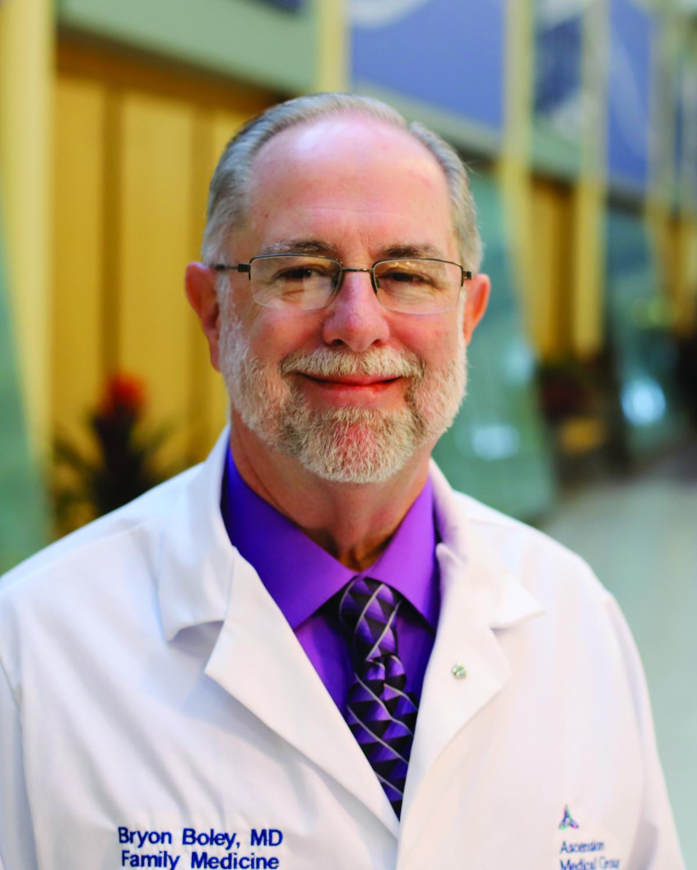 Bryon D. Boley, MD