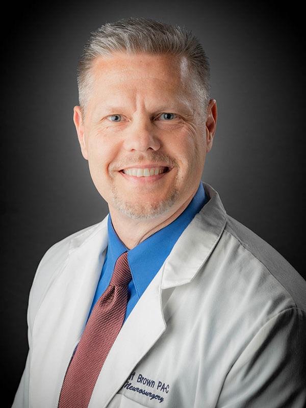 Jeffrey Brown, PA