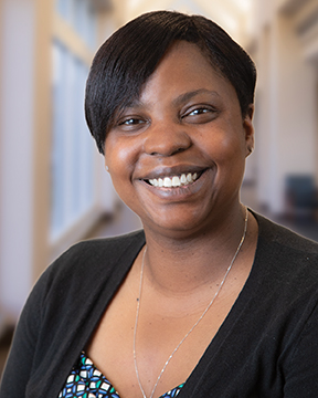 Riesa Burnett, MD