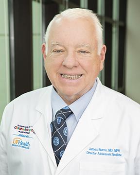 James J. Burns, MD