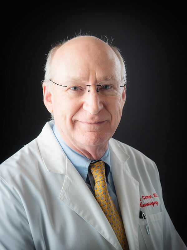Harold Cannon, MD