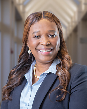Madeline Chikamba, MD