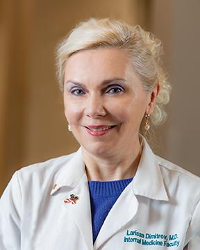 Larissa Dimitrov, MD