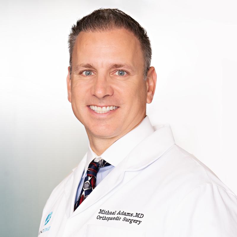 Michael Louis. Adams, MD