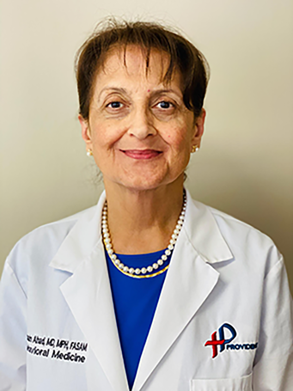Homaira Ahad-Amiri, MD