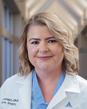 Jessica A. Furstenberg, AGACNP-BC