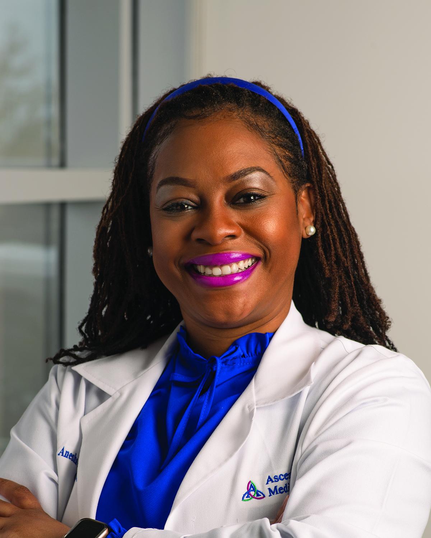 Anesha Maxwell Gray, M.D.