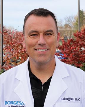 Rob M. Heffron, PA-C