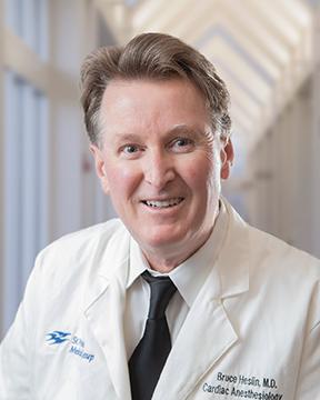 Bruce Heslin, MD