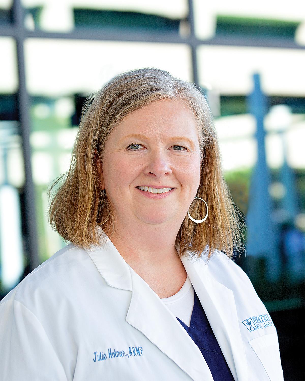 Julie Holmer, ARNP