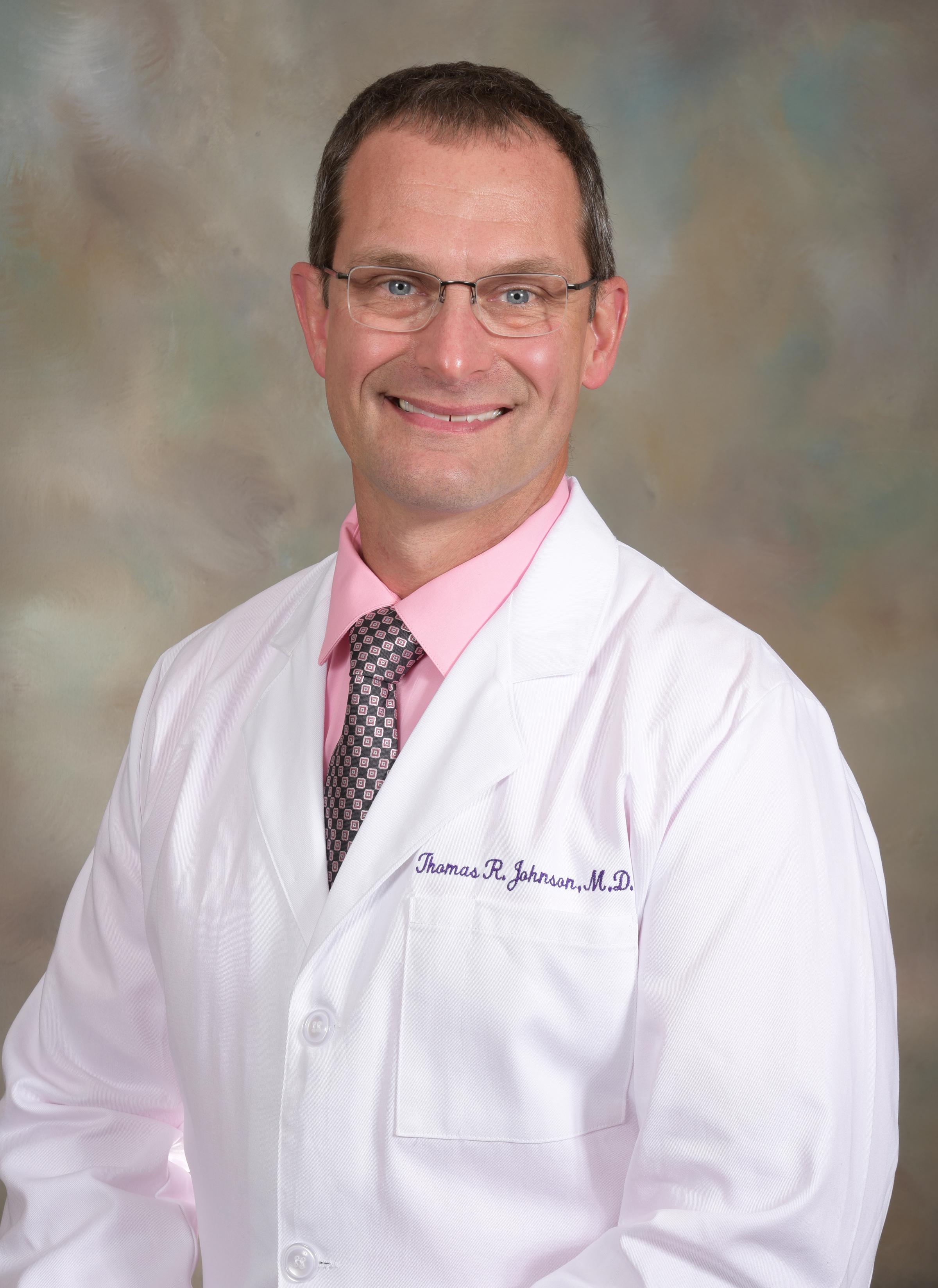 Thomas R. Johnson, MD