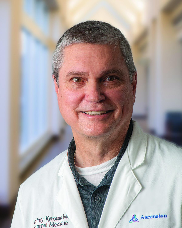 Jeffrey P. Kyrouac, MD
