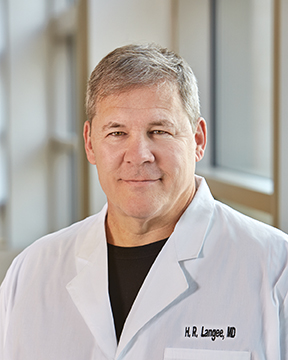 Harvey Langee, MD