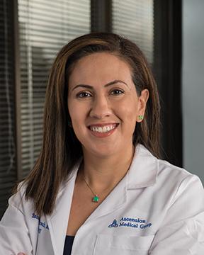 Salma Makhoul-Ahwach, MD