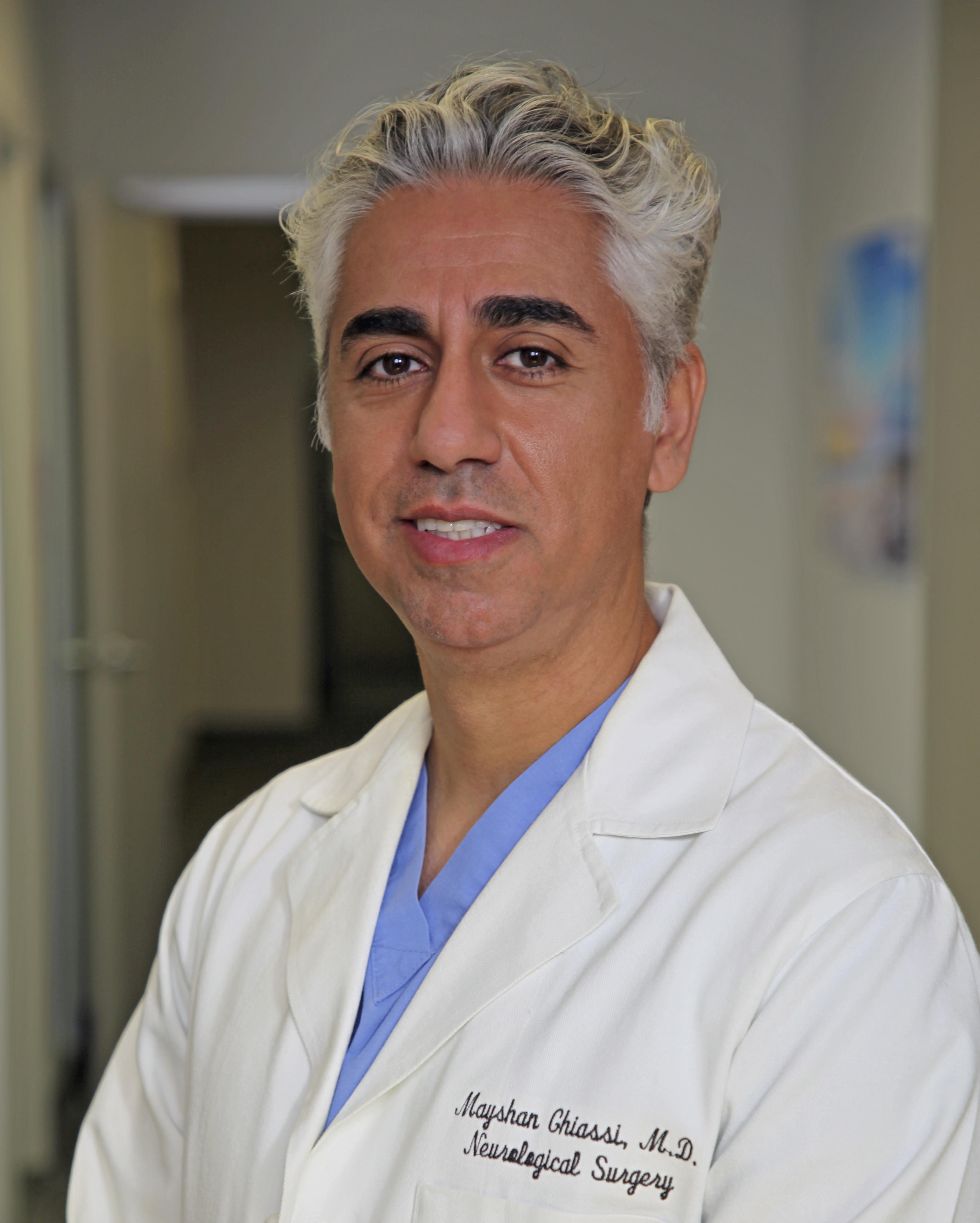 Mayshan Ghiassi, MD
