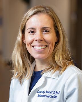 Cassidy A. Menard, MD
