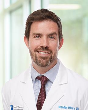 Brendan B. O'Hare MD