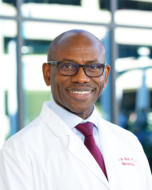 Felix Okah, MD