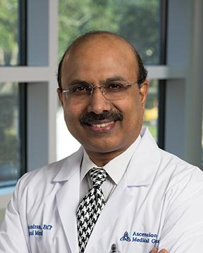 Nagamanikkam Ravichandran, MD