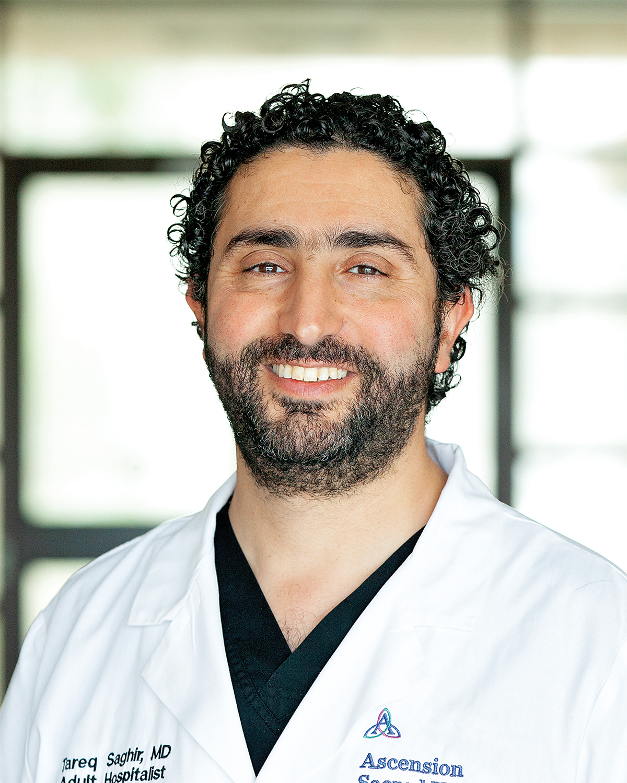 Tareq Saghir, MD