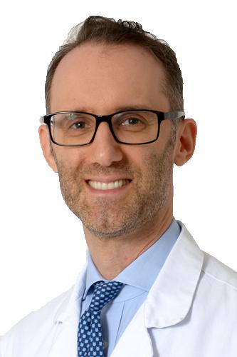 Daniel Sahlein, MD