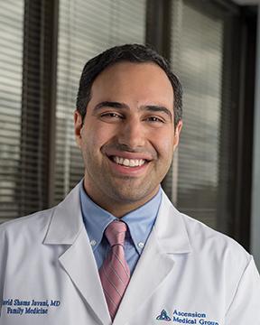 Navid Shams Javani MD
