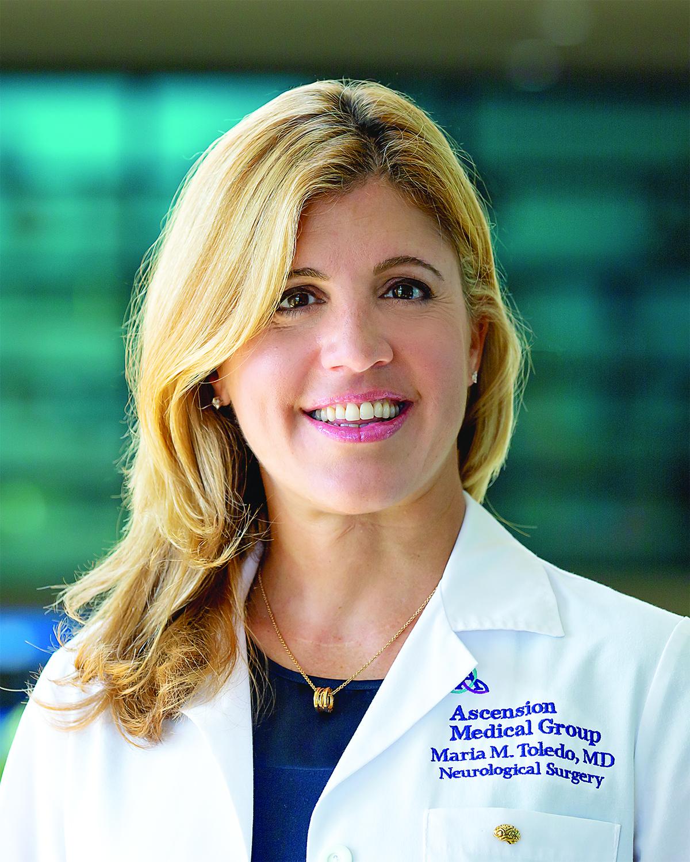 Maria M. Toledo, MD