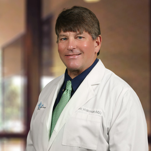 Todd K. Volkman, MD