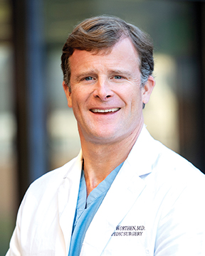 James V. Worthen, MD